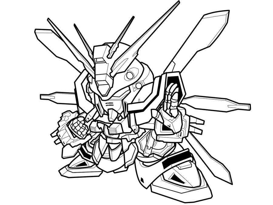 g gundam coloring pages - photo #29