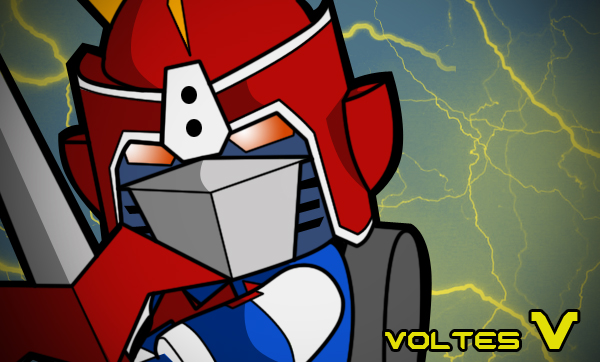 Voltes V Sd By Iampaolo On Deviantart