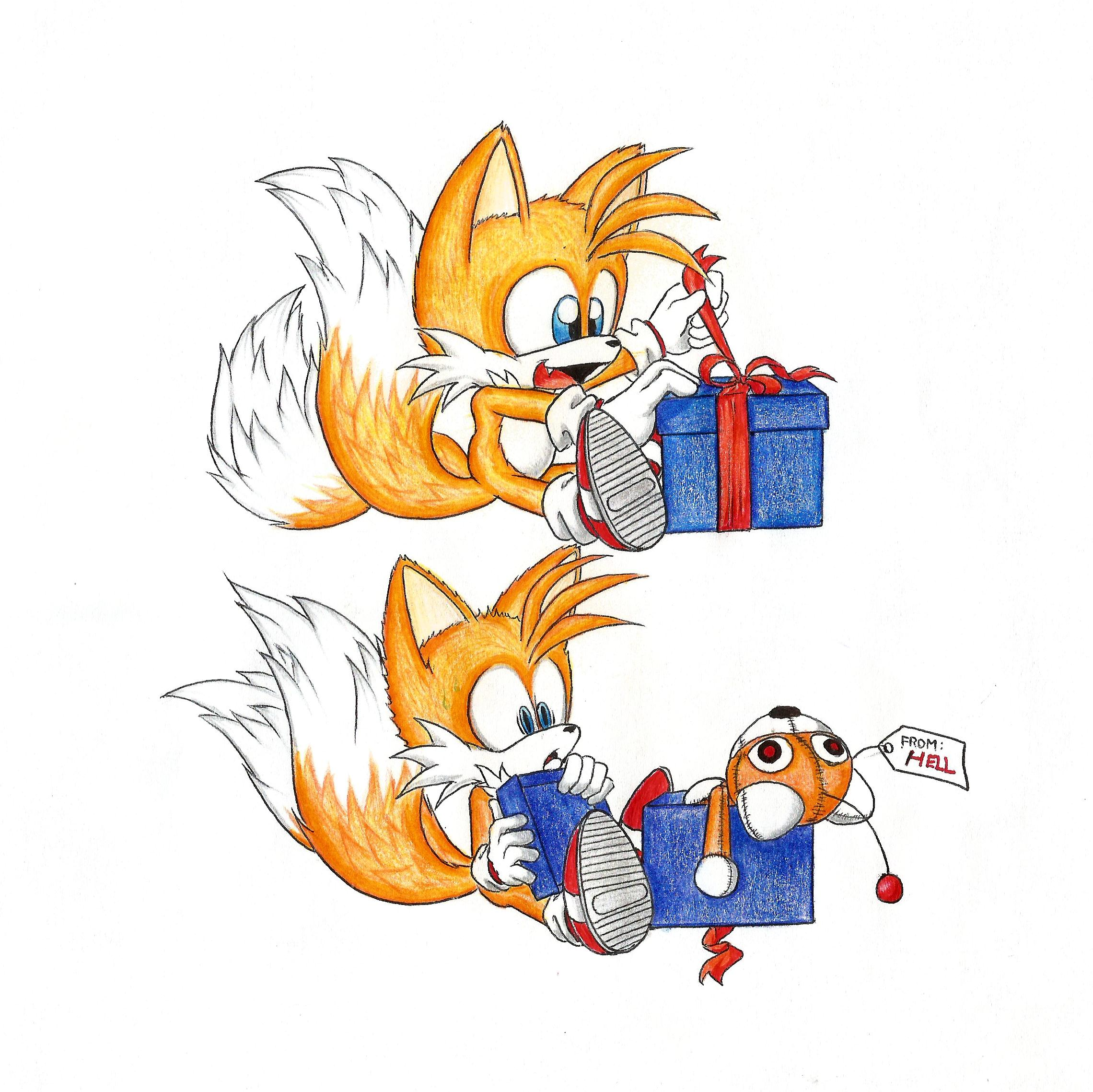 Tails learning to box by Dash-The-Cheetah on DeviantArt