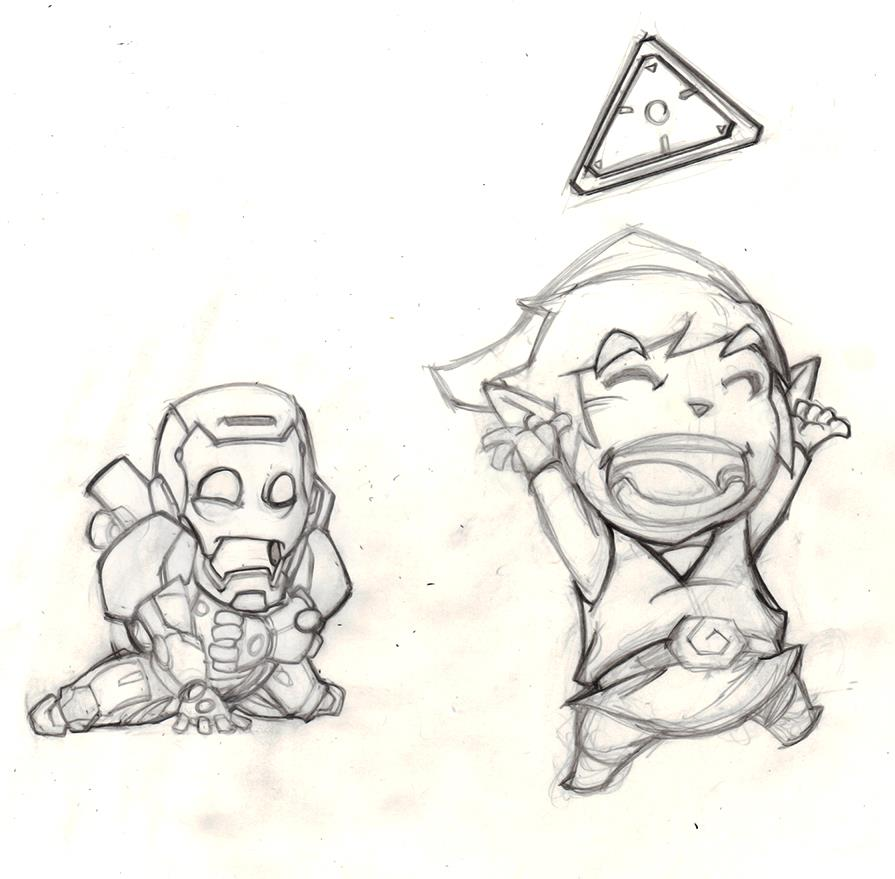 Triforce Get by JNickBlack