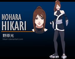 The Last: Nohara Hikari by Hikari-I