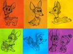 Charlie Rainbows