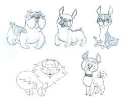 Doggins by cozmictwinkie