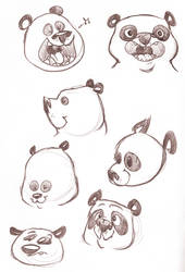 Pudgy Faces by cozmictwinkie