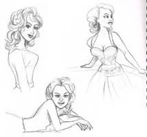 Playclothes Sketches by cozmictwinkie