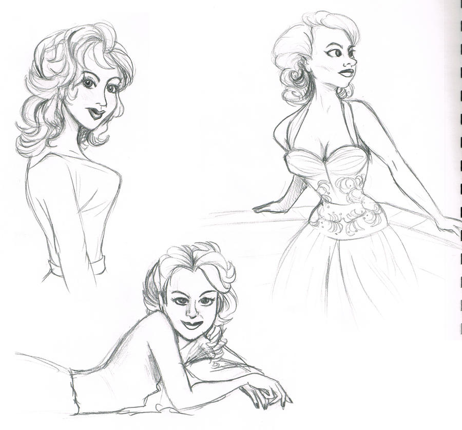 Playclothes Sketches