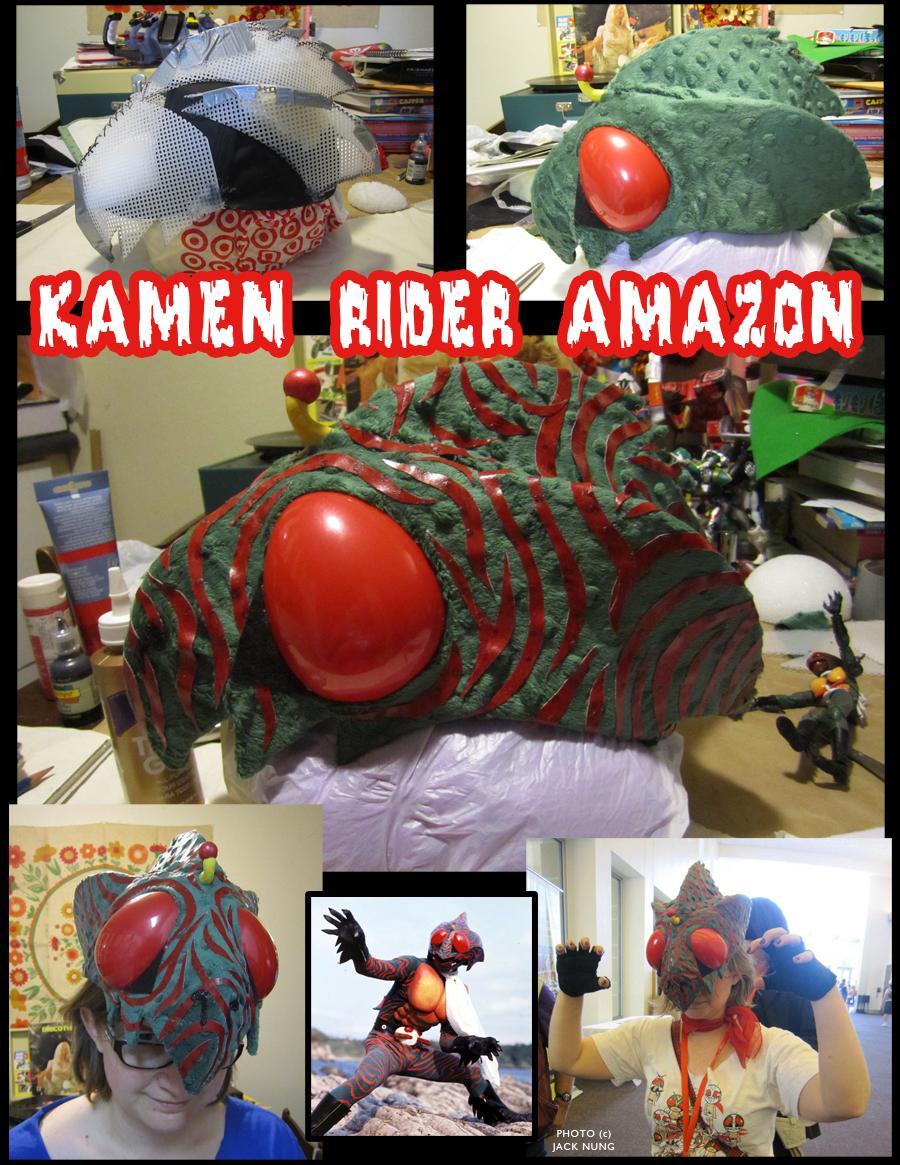 KR Amazon Hat by cozmictwinkie