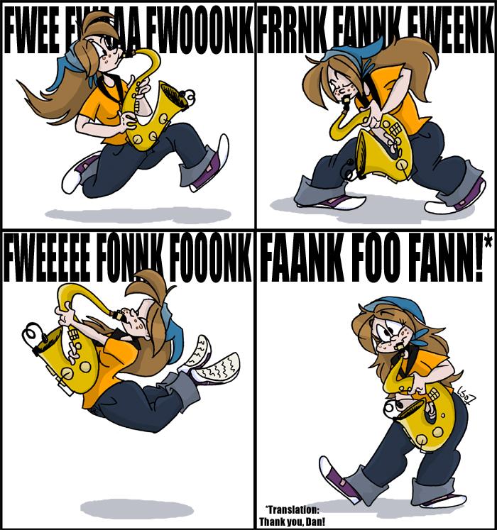 FANK FOO FAN by cozmictwinkie
