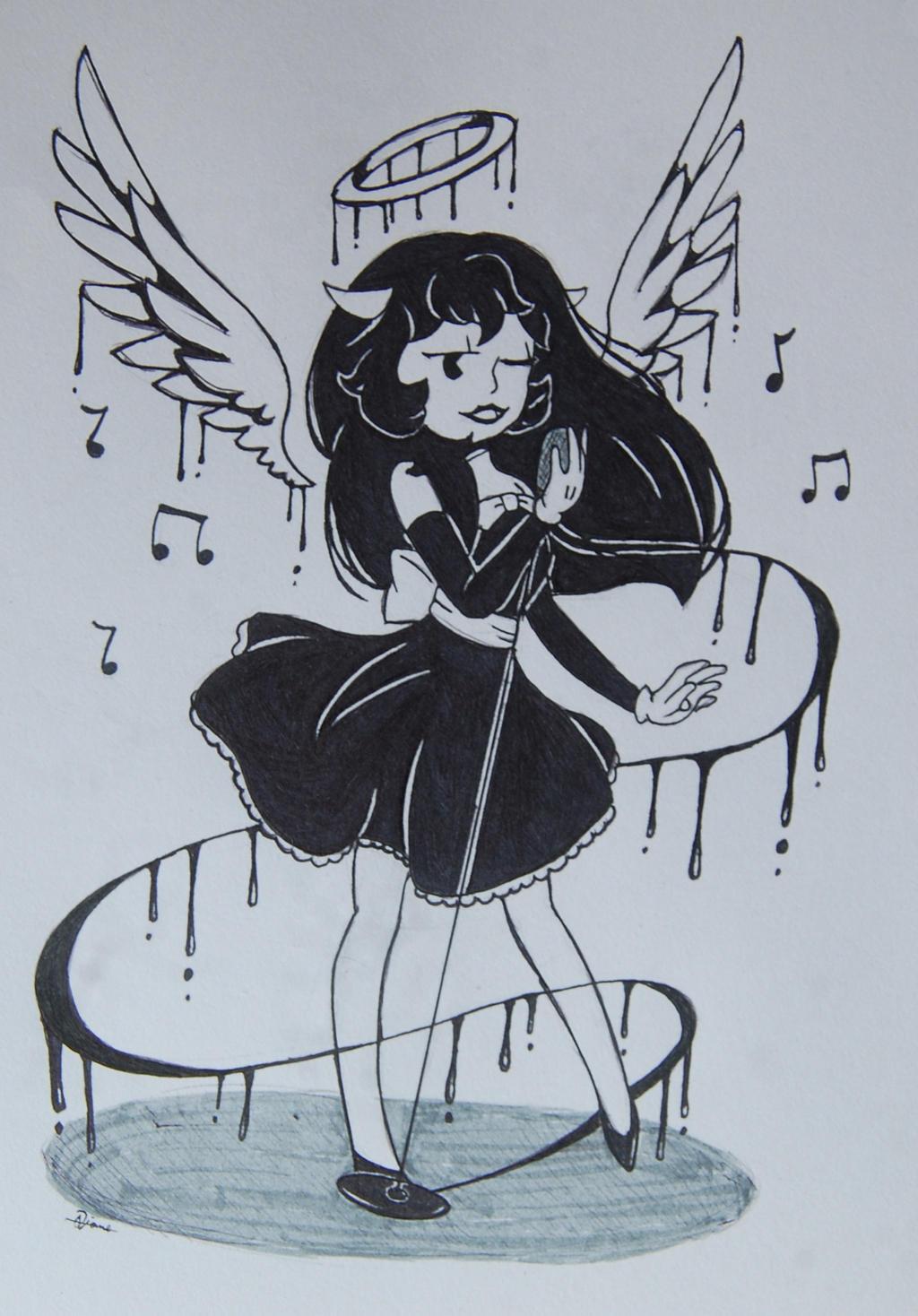 Alice angel porn