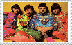 Beatles Stamp by Pokepug98
