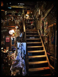 Shop Stairs