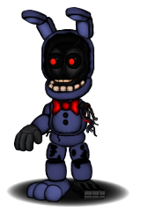 FNAF Withered Bonnie Update by FredEdits2003