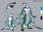 Custom shark