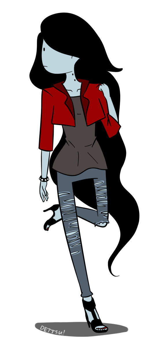 Marcy in grunge by dettsu