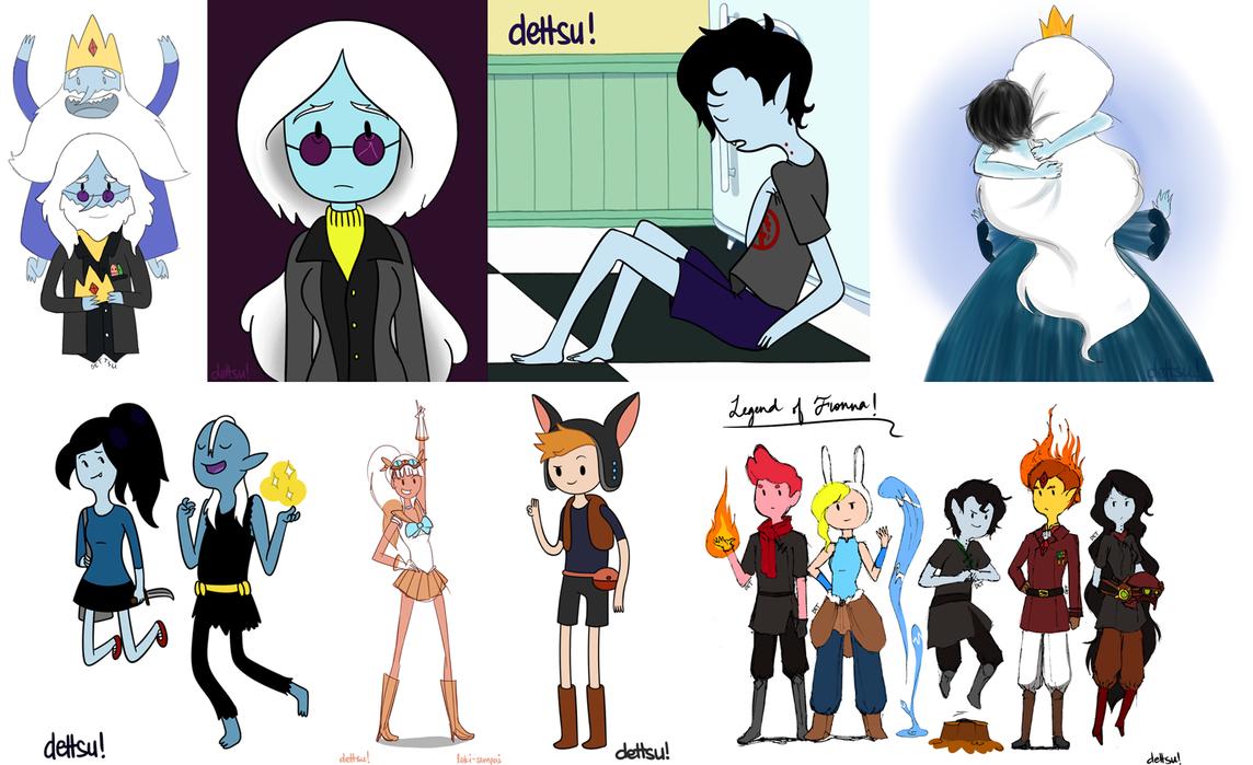 Tumblr Dump 21 by dettsu