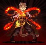 The Flame Bearer - RPG week entry