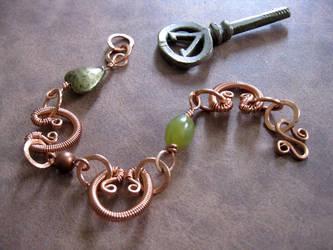Trinkets and Treasures Bracelet