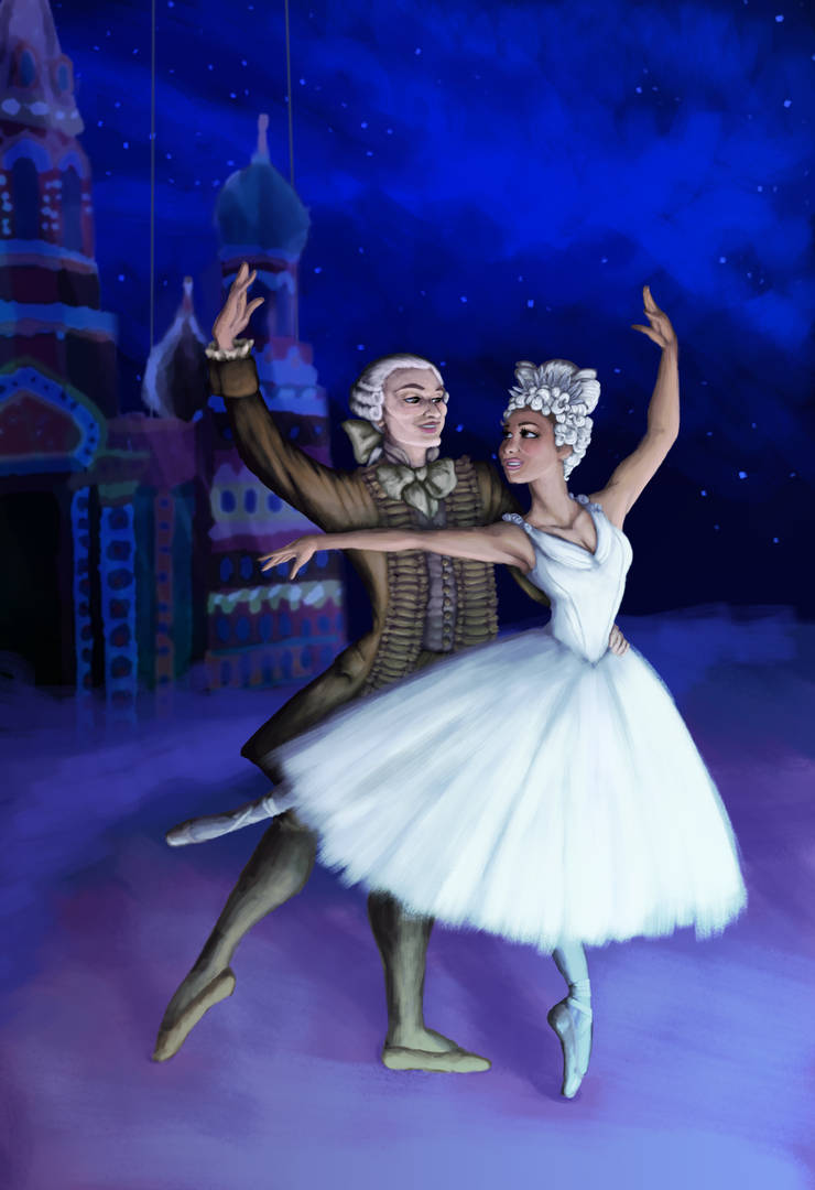 The Ballet Tells the Story of Our World