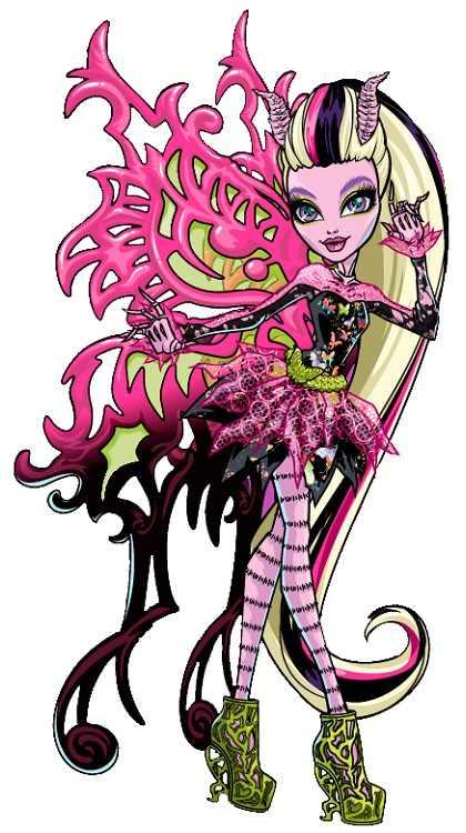 Monster high freaky fusion bonita femur by myers30534 on - Monster high bonita ...