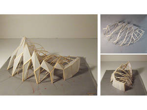 Ferry Terminal-Structure Model