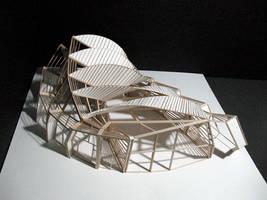 Ferry Terminal-Final Model by m-yun