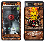 Customized Cell Phone skin original theme