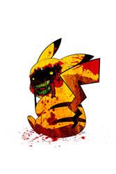 Picachu zombie
