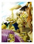Training Gohan - COVER