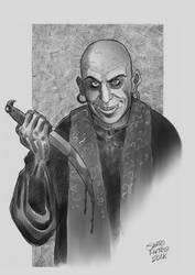 Black Priest (C) by Area283