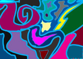 My second digital painting by akalex16