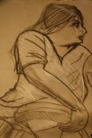 Self Portrait by corpsegirl001