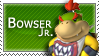 Bowser Jr. Stamp by Scrappanator