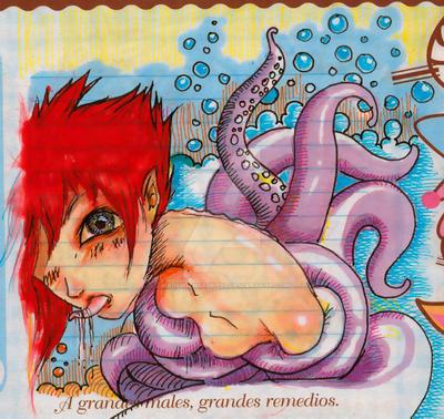 octopus hentai
