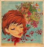 flowing color dreams of dead