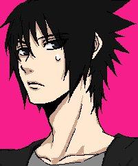 Sasu icon by Lord--Sasuke