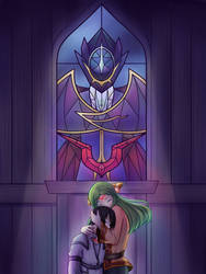 But I Insisted! Code Geass Contest Entry