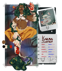 {FH} Karma Jamtsho