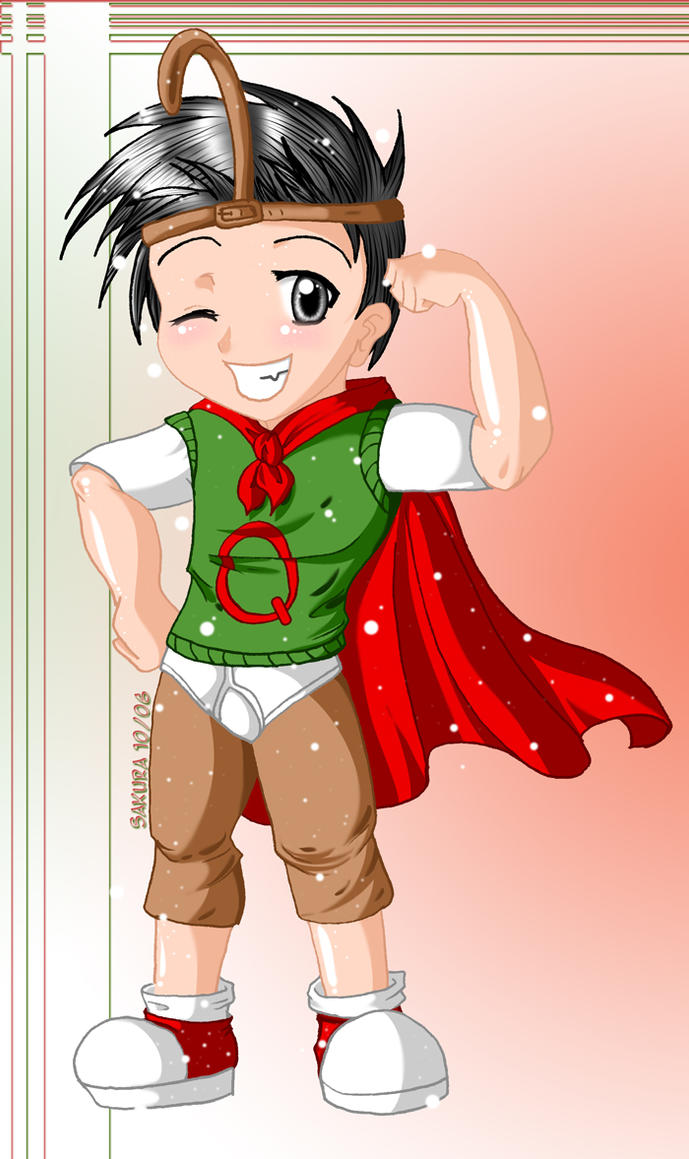 .:Quailman:. by ArtisticParadigm on DeviantArt Quailman Doug