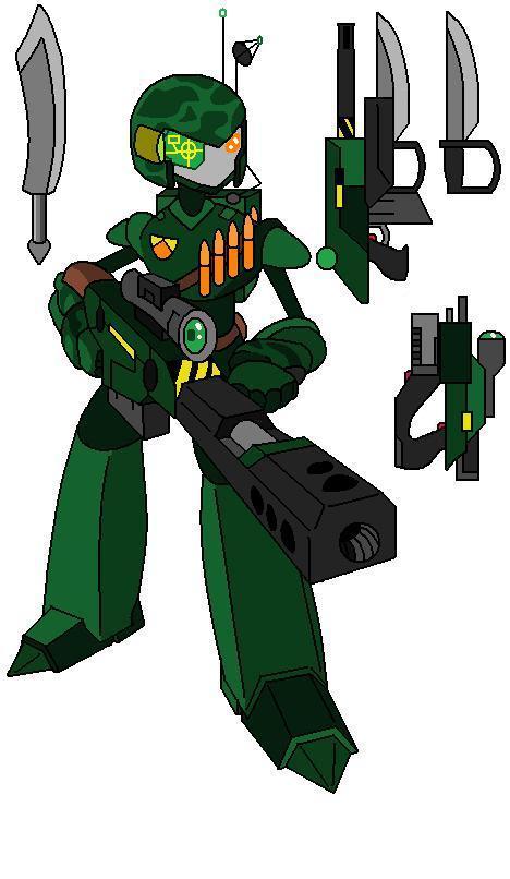 Stryker by MedaBot313