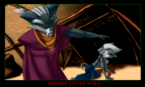 Wolf movie Screenshot 2 by SupaCrikeyDave
