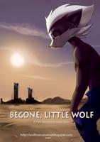 Begone, Little Wolf +Poster+