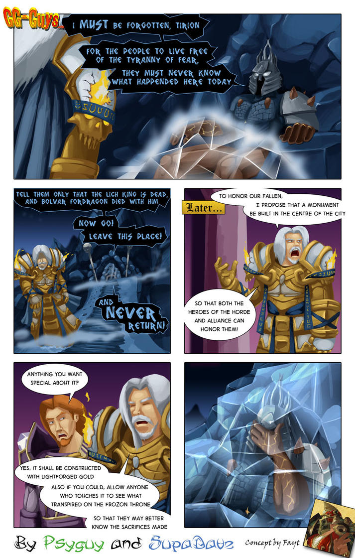 GGguys 81 Lich King Falls by SupaCrikeyDave