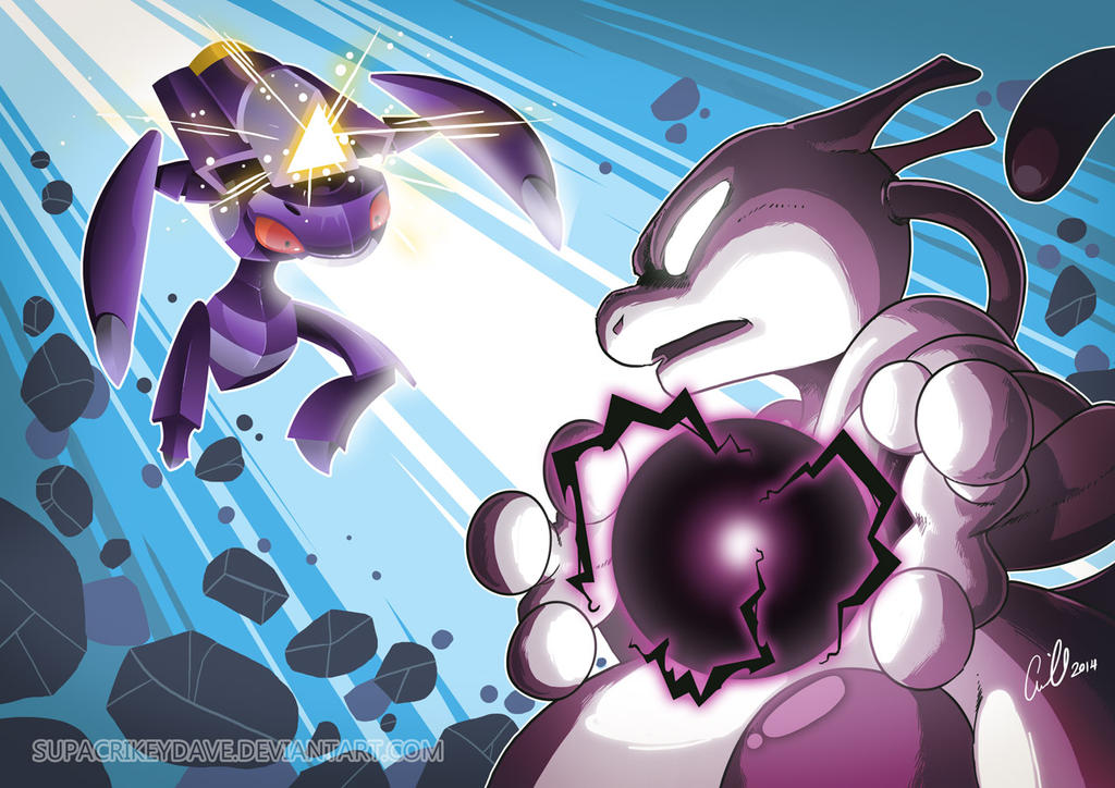 Mewtwo Vs Mewtwo | www.pixshark.com - Images Galleries ...