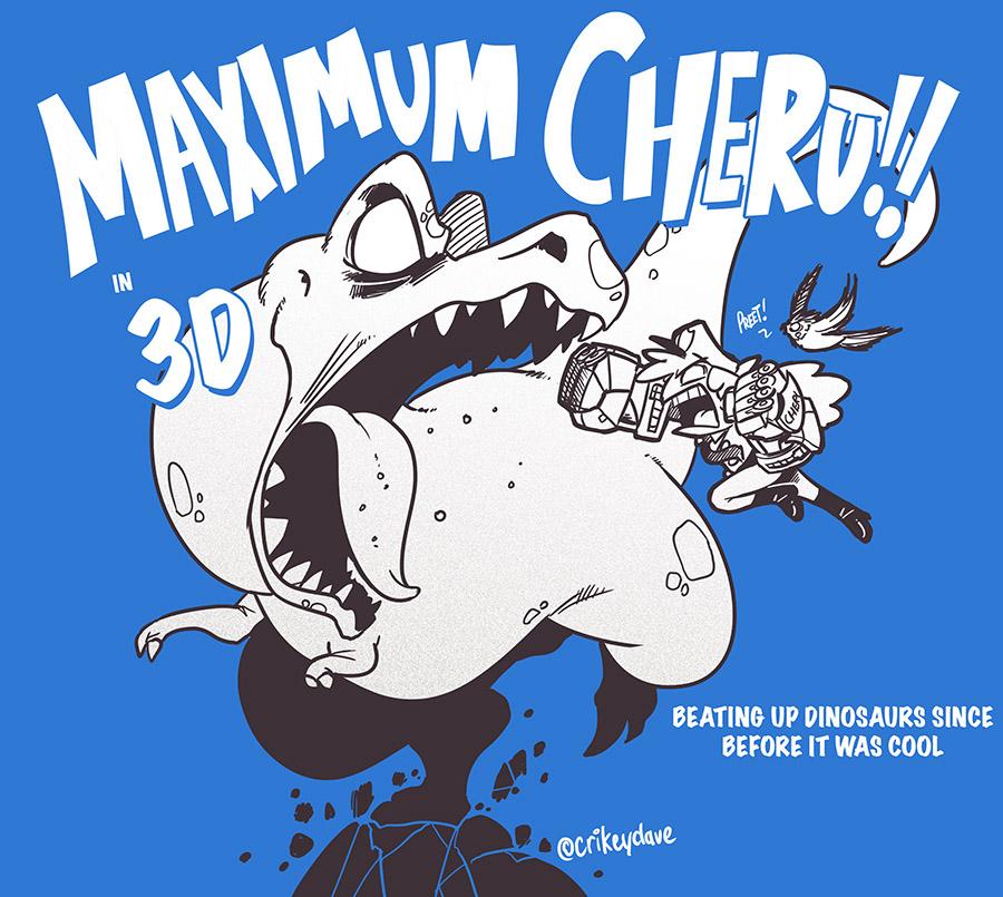 Maximum Cheru 2014 by SupaCrikeyDave