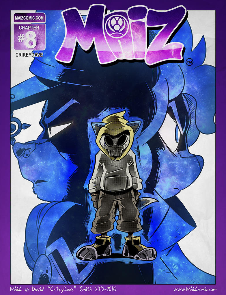 MAiZ Chapter 8 begins! by SupaCrikeyDave