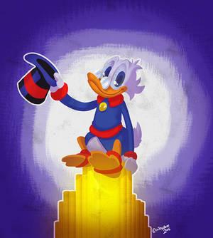 Good night Uncle Scrooge