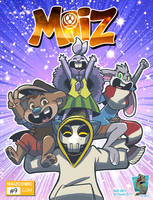 MAiZ Chapter 9 begins! by SupaCrikeyDave