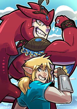 Link and Sidon