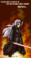 The Dark Lord Sephiroth