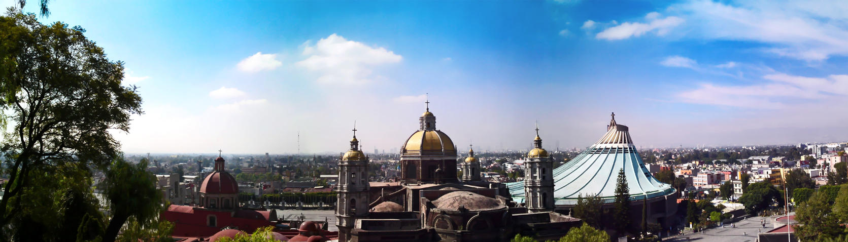 La Basilica De Guadalupe by ARLEQUINLUST